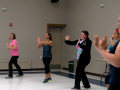 MSMC Women Learn to be S.A.F.E
