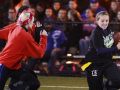 "Seniors Prove They Are ""All That"" at 4th Annual Powder Puff Games"