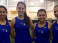 Track and Field Shatters Records at Molloy College Indoor Meet