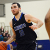 Chris Pisciotta Picked for ECAC Division III Metro Men's Basketball All-Star Second Team