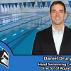 Drury Dives Into a New Head-Coaching Job for Men and Women's Swim Team