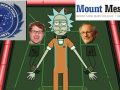 """Mount Messenger leaves SGA,  Joins The Galactic Federation from """"Rick and Morty"""""""