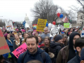The Women's Marches: A Mount Student Perspective