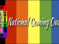 National Coming Out Day at the Mount