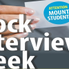 Making The Most Out Of The Mock: Mock Interview Week