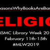 MSMC Library Week 2019: Banned Books