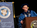 Lucky Number 7: The Mount Inaugurates President Jason N. Adsit