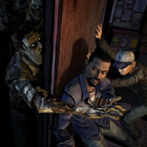 Walking Dead Video Game